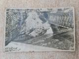 Sinaia - Podul și Tunelul Valea Larga., Necirculata, Fotografie