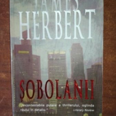 Sobolanii- James Herbert