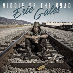 Eric Gales Middle Of The Road (cd)