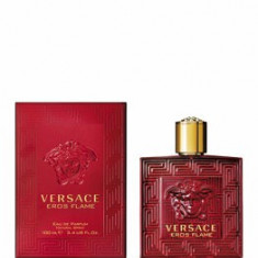 Apa de parfum Versace Eros Flame, 100 ml, pentru barbati