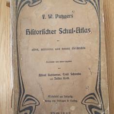 Historischer schul-atlas F.P. Putzgers 1914