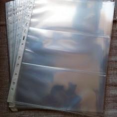 Folii cu 3 compartimente,  50 bucati  - cea mai buna calitate