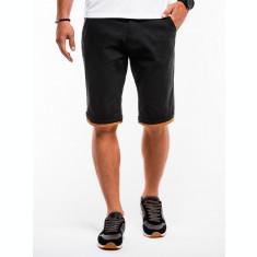 Pantaloni scurti barbati - W150-negru
