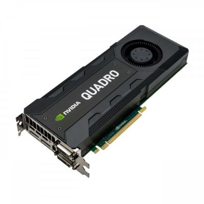 NVIDIA Quadro K5200, 8GB, GDDR5, 2304 Cores foto