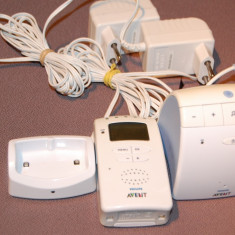 Baby monitor Philips Avent model SCD520