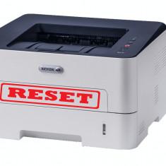 Resoftare Xerox B210 reset cip cartus 106R04348 & unitate imagine DRUM 101R664