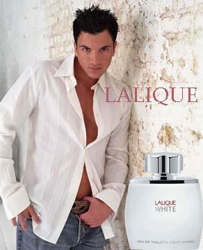 Lalique White Shower Gel 150ml pentru Bărbați foto