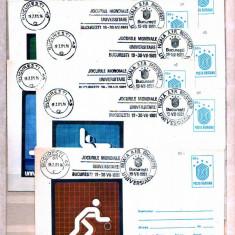 1981- Universiada 20 Lei