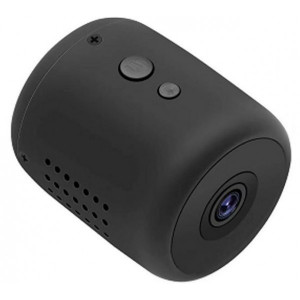 Mini Camera Spion iUni IP36, Wireless, Full HD 1080p, Audio-Video, Detectie Miscare