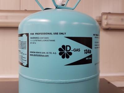 Butelii freon D-GAS calitate superioara foto