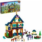 LEGO Friends Centrul de Calarie din Padure 41683