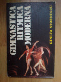 d8 Gineta Stoenescu - Gimnastica Ritmica Moderna