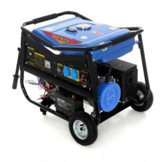 Generator curent electric benzina 5000W 12/230V KraftDele KD145