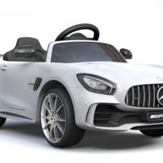 Masinuta electrica Mercedes-AMG GT R 2018, alb