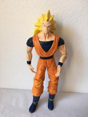 T- Figurina Dragon Ball Z, 35 cm, anime, articulata, starea din poze foto