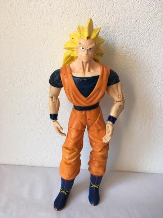 T- Figurina Dragon Ball Z, 35 cm, anime, articulata, starea din poze