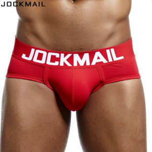 Sexy Chiloti Jockstrap Barbati JockMail Push Up Suspensor Boxeri Fuck Imprimeu