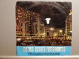 Muzica Usoara Romaneasca – ( edd 1157/Electrecord) - VINIL/Rar/NM
