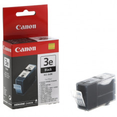 Cartus ink Canon BCI-3e black, Negru