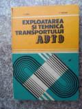 Exploatarea Si Tehnica Transportului Auto - T.nagy C. Salajan ,534291