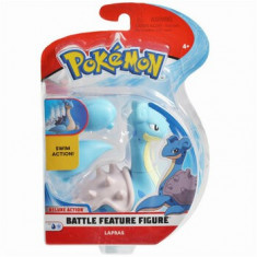 Pokemon figurina Lapras mereu in miscare