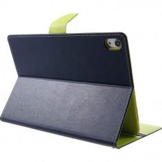 Husa iPad Pro 11 inch (2018) Mercury Book Magnetic Bleumarin