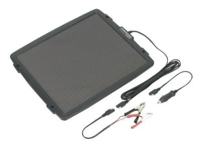 Incarcator baterii Solar 12V 4.8W foto