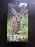 DETERMINATOR DE PLANTE SI ANIMALE - WILHELM EISENREICH