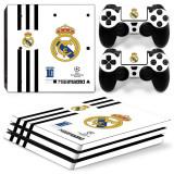 Skin / Sticker Real Madrid Playstation 4 PS4  PRO