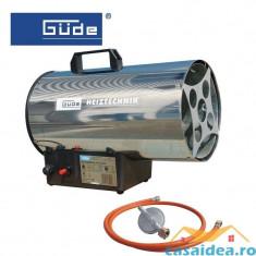 Incalzitor de aer pe gaz 230 V 10 kW GUDE GGH 10
