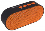 Boxa Portabila Canyon CNE-CBTSP3BO, Bluetooth (Negru/Portocaliu)