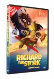 Barzoiul Richard / Richard the Stork (A Stork's Journey) - DVD Mania Film