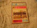 program fc inter steaua an 1986