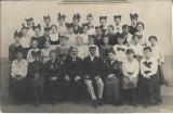 B1753 Eleve sasoaice Transilvania ante 1918