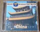 CD Music Around The World - China