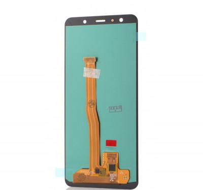Display Samsung Galaxy A7 (2018) A750, Black OLED (KLS) foto