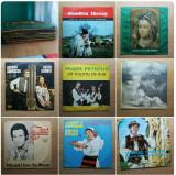 Colecție vinyl - Electrorecord - muzică populară veche - 41 buc