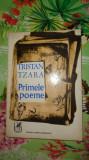 Tristan Tzara - Primele poeme Insurectia de la Zurich - Sasa Pana 128pag/an1971