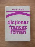 Cumpara ieftin DICTIONAR FRANCEZ ROMAN-MARCEL SARAS-CARTONAT-R5D