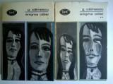 George Calinescu – Enigma Otiliei {2 volume}