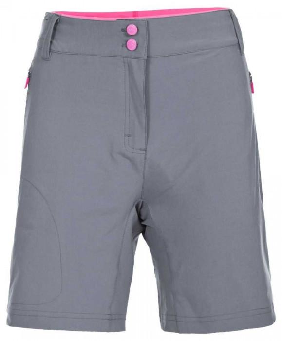 Pantaloni ciclism femei Trespass Edgar Gri S