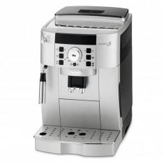 Espressor DeLonghi automat ECAM 22.110SB, 1450 W, 15 bari, 1.8 l, Argintiu/Negru