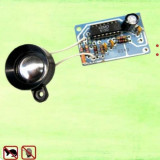 Generator ultrasunete anti daunatori, Kemo B 243