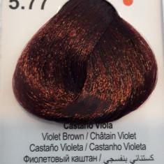 Vopsea de par CLR cu amoniac - nr. 5.77 - 100 ml, Parisienne