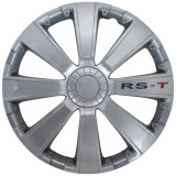 Set capace roti MegaDrive 15 inch RS T Silver