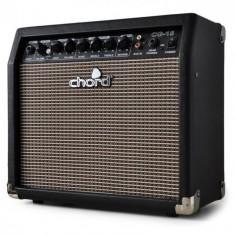Chord Amplificator chitară Chord CG-15 20 cm cu Overdrive,Reverb