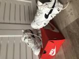 Sneakers NIKE AIR BARRAGE LOW, 38, Alb