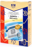 Sac aspirator Daewoo RC300, sintetic, 4X saci, KM
