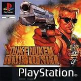 Joc PS1 Duke Nukem - Time to kill - BE
