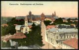 Carte Postala Veche Circulata 1918 BUKOWINA Bucovina CZERNOWITZ Cernauti